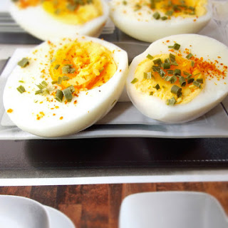 Spicy Hard Boiled Eggs Recipes