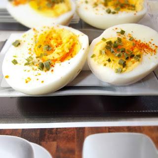 Hard Boiled Egg Dips Recipes