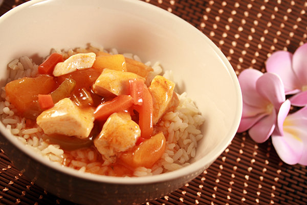 Slow Cooker Pineapple Chicken Recipe | Yummly