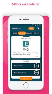 App RichCash free recharge APK for Windows Phone