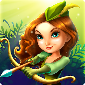 Robin Hood Legends – A Merge 3 Puzzle Game For PC (Windows & MAC)