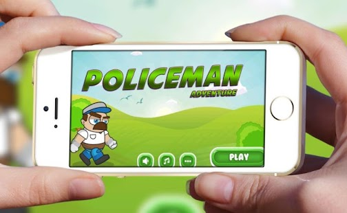 Policeman Adventure - screenshot