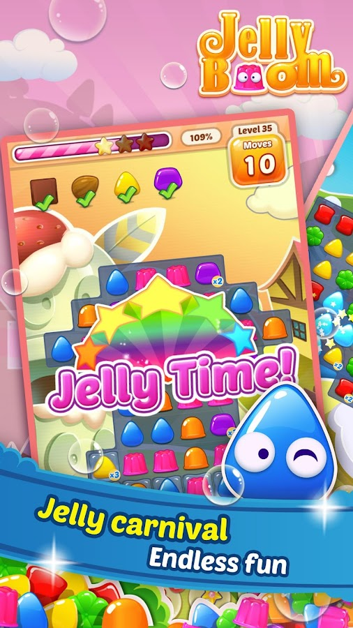 Jelly Boom Screenshot 4