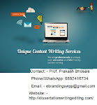 eBranding India is unique Content Writing Services in Ahmedabad