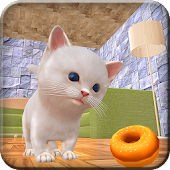 Crazy Kitty Cat Home Adventure APK Descargar