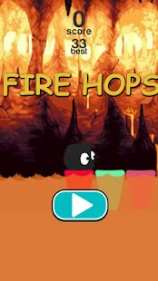 Fire Hop - screenshot