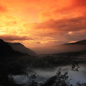 The other Side of Bromo by Gusti Mhn - Landscapes Mountains & Hills