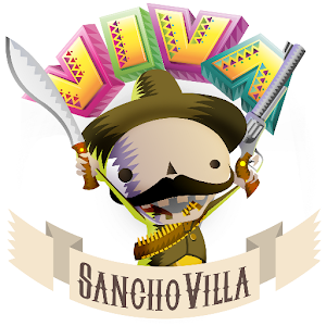 Cover art Viva Sancho Villa