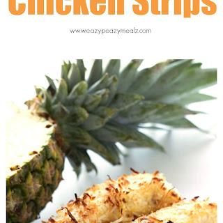Pineapple Coconut Sauce Chicken Recipes