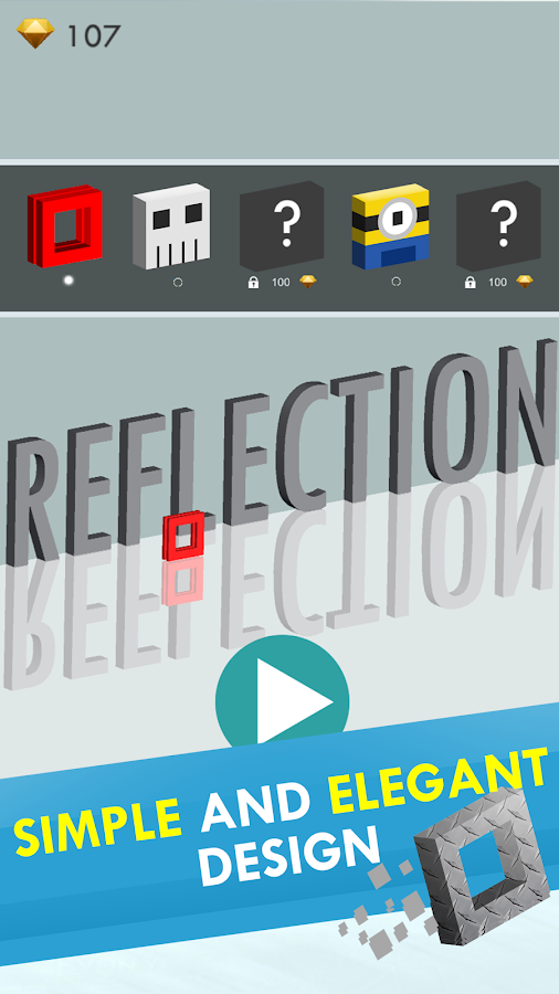 Reflection Screenshot 3