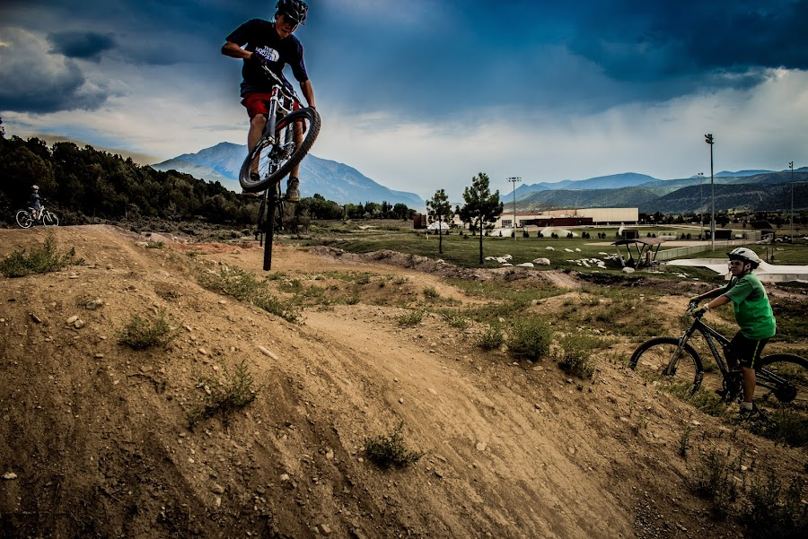 Dirt Jumps by Hunter Bryant - Sports & Fitness Cycling ( bike, snow, dirt )