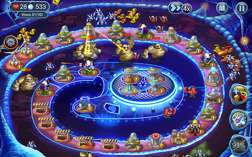 Defend Your Life Tower Defense - screenshot