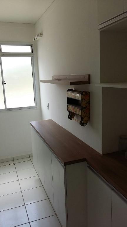 Apartamento residencial à venda, Loteamento Nova Espírito Santo, Valinhos.