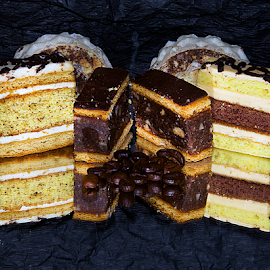 cakes with the coffee by LADOCKi Elvira - Food & Drink Cooking & Baking (  )