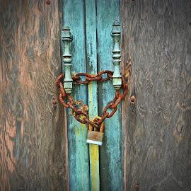 Love Lock by Kristin Patota - Artistic Objects Still Life (  )