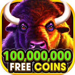 Slots Buffalo - Wild Vegas For PC