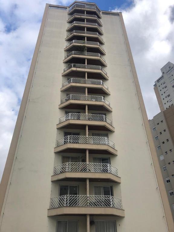 Apartamento com 2 dormitórios à venda, 68 m² por R$ 390.000 - Vila Mascote - São Paulo/SP