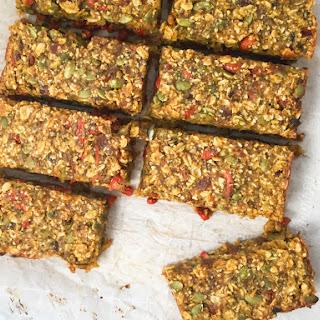 Breakfast Bars Pumpkin Seeds Recipes