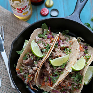 5 Spice Asian Pork Tacos