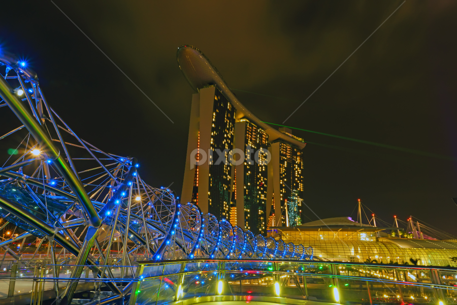 by J W - City,  Street & Park  Night ( #wtfbobdavis, serenity, mood, color, city, nighttime in the city, mood factory, bulbs, awareness, charity, park at night, mood-lites, factory, street at night, nightlife, night, april 2nd, moods, lighting, city at night, night life, autism, #garyfongdramaticlight, blue, light, liub, bridge, colorful )
