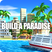 Tropical Paradise: Town Sim - Building City Island
