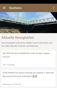 BVB Fanclub Stadtlohn e.V. - screenshot