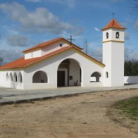 New Chapel by Joao Sousa - Buildings & Architecture Other Exteriors ( church, capela, house, chapel, igreja )