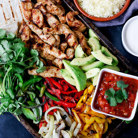 Friday Night Fajita Platter