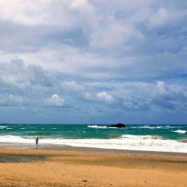 Korora beach, NSW by Sam Medzic - Novices Only Landscapes