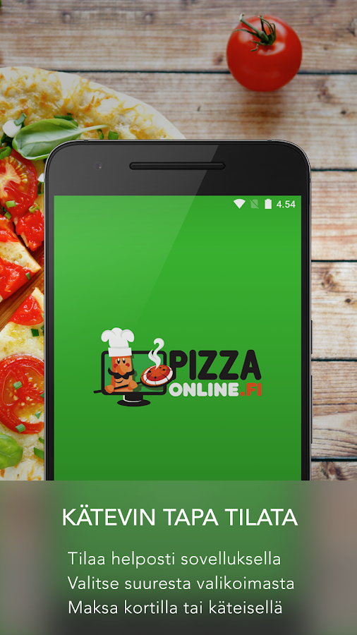 Pizza online -Buy Pizza Online Screenshot 0