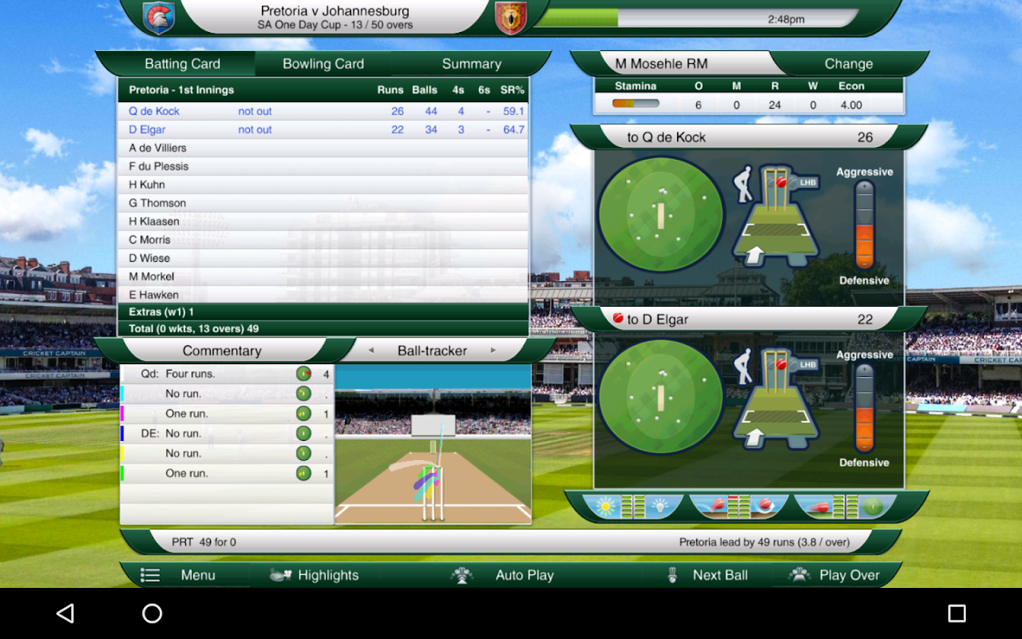 Cricket Captain 2016 Screenshot 18