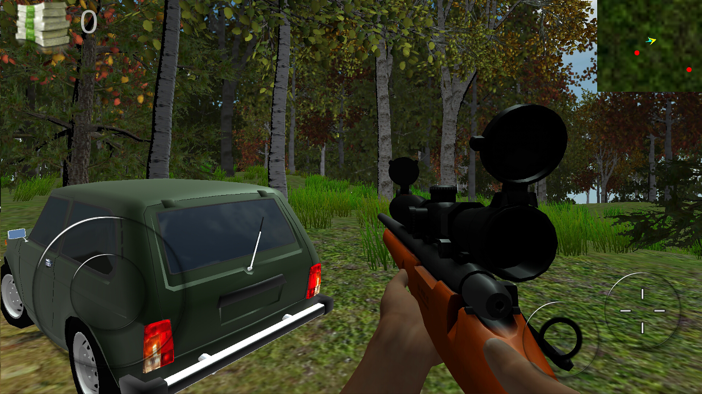 Russian Hunting 4x4 Screenshot 2