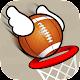 Flappy Ball - Ball through the Basket