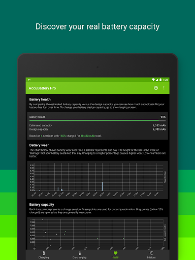 Accu​Battery screenshot 11