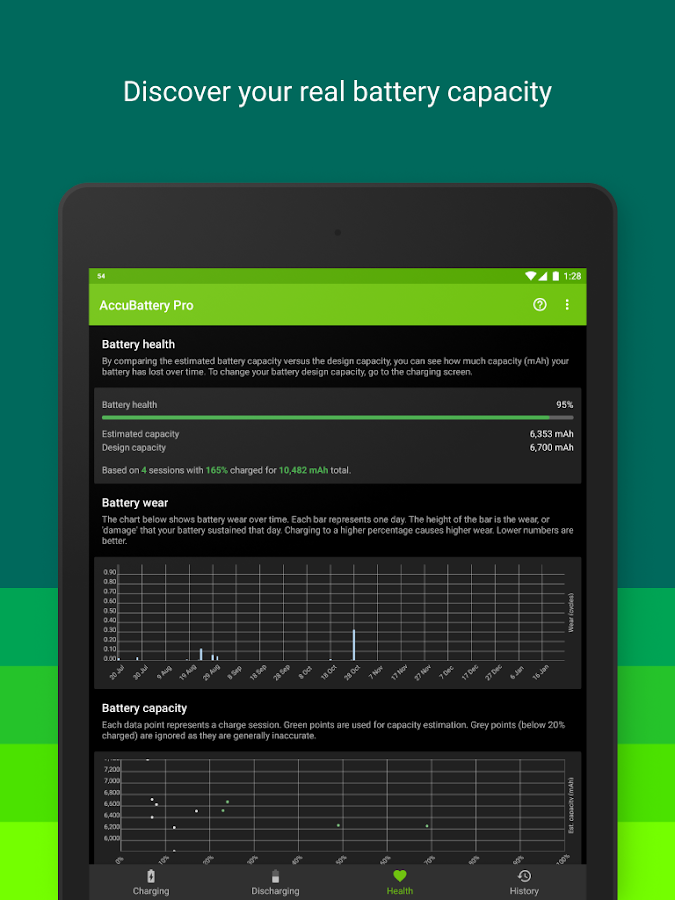 Accu​Battery Screenshot 10