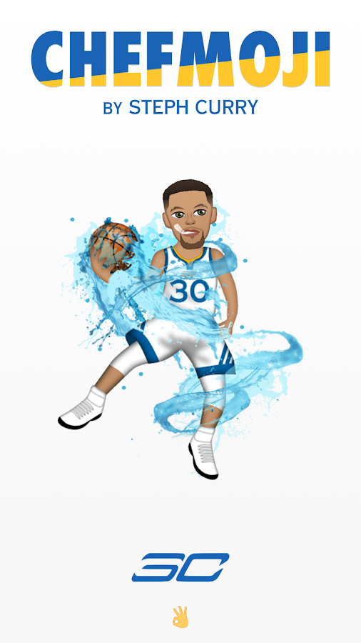 StephMoji by Steph Curry Screenshot 0