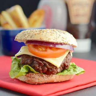 Homemade Beef Burgers Recipes