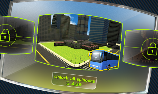 Bus Driver 3D screenshot 3