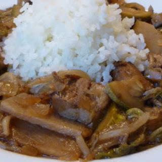 Crock Pot Chop Suey Recipes