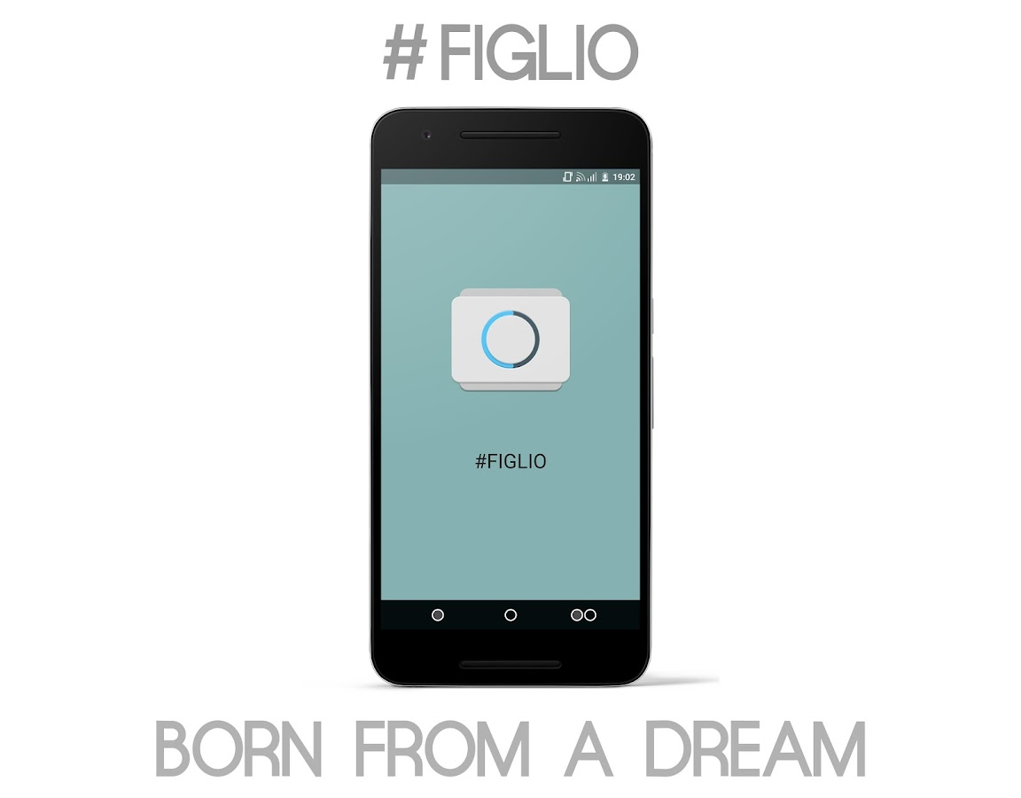 Figlio - Layers Theme Screenshot 0