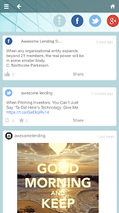 Awesome Lending Solutions - screenshot