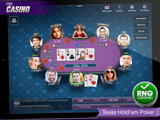 Viber Casino screenshot 7