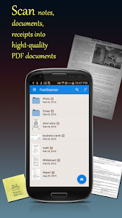 Fast Scanner : Free PDF Scan Business app for Android Preview 1