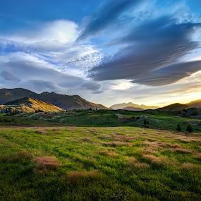 New Zealand by Brennan Adamus - Landscapes Mountains & Hills ( new zealand. photo, gorgeous, landscape, pretty )