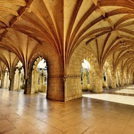Jerónimos Monastery by Darijan Mihajlovic - Buildings & Architecture Public & Historical