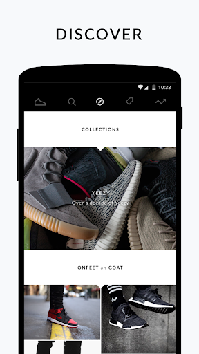 GOAT: Buy & Sell Sneakers For PC