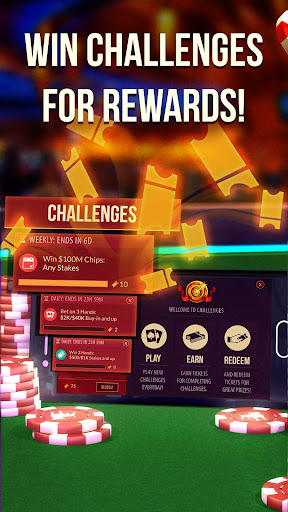 Zynga Poker – Texas Holdem screenshot 3