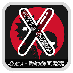 XBlack - Freunde Thema android apps download