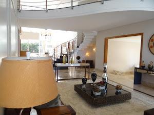 Sobrado residencial à venda, Residencial Alphaville Flamboyant, Goiânia - SO0342. - Residencial Alphaville Flamboyant+venda+Goiás+Goiânia