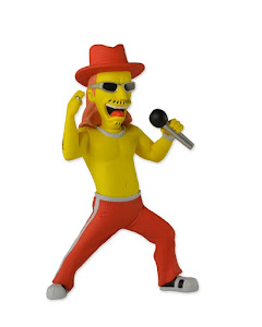 "Фигурка ""The Simpsons 5"" Series 1 - Kid Rock"